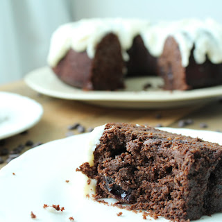 Black Forest Bundt Cake (AKA The Best Paleo Chocolate Cherry Cake)
