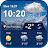 Personal Weather Forecast App Icône