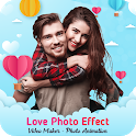 Love Photo Effect Video Maker - Photo Animation icon