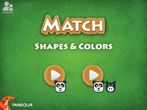 Match Game - Shapes