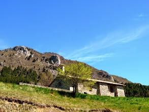 Photo: la chapelle de Mélan