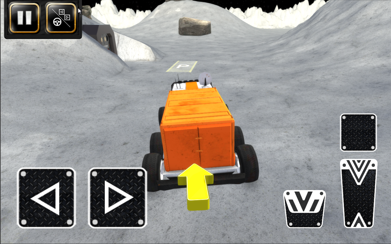 Moonbase inc android apps on google play - Moon Parker Space Practice Screenshot