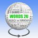 Words2U - 3D Poly Sphere Word Puzzle Games APK