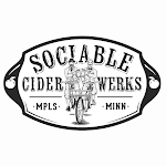 Logo of Sociable Cider Werks Rusty Chain
