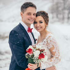 Wedding photographer Maksim Parker (MaximParker). Photo of 11.01.2018