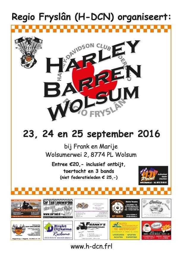 Harleybarren