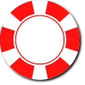 Poker chips counter