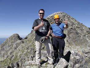 Photo: Ara ens tocarà anar a l'altre cim que és l'autèntica Punta Alta