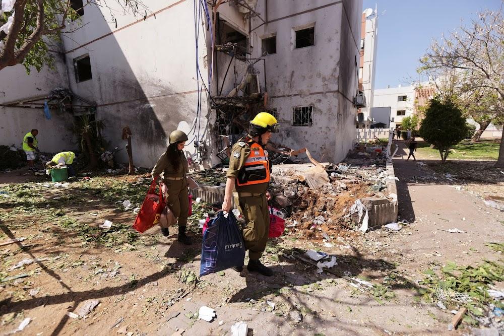 Israel kills militant commander after Palestinian rocket fire, US calls for peace