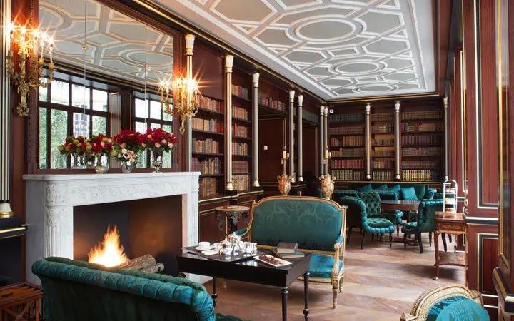 La Réserve Paris Hotel and Spa/ラ・レゼルヴ・パリ・オテル・アンド・スパ
