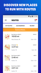 Map My Fitness Workout Trainer 4