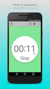 Easy Simple Timer Stopwatch & Time Counter - náhled