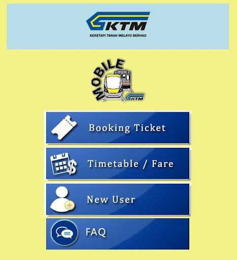 KTMB-MobTicket screenshot