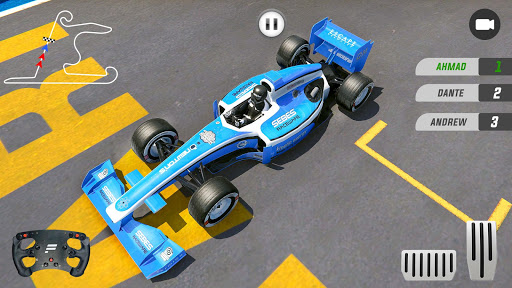 Car Racing Game : Real Formula Racing Adventure apklade screenshots 1