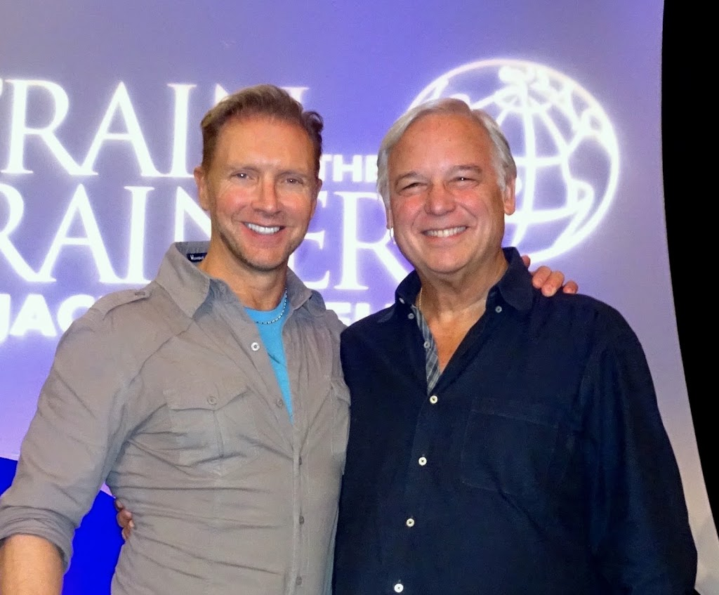 Adrian McMillian and Jack Canfield Casual