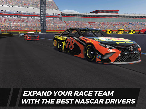 NASCAR Heat Mobile  gameplay | by HackJr.Pw 14