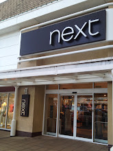 Photo: Shopping for the girls at NEXT Fosse Park, Leicester.