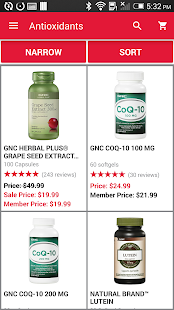 GNC - screenshot thumbnail