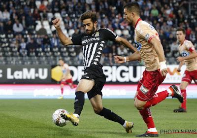 Ali Gholizadeh (Charleroi) incertain pour le déplacement au Club de Bruges