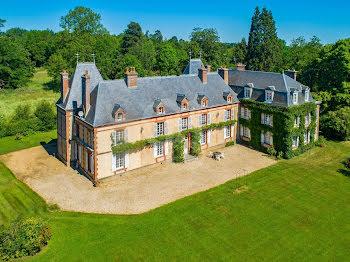 château à Saint-Antonin-de-Sommaire (27)