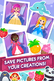 My Princess' Birthday - Create Your Own Party!- screenshot thumbnail