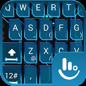 TouchPal Emoji Neon Light