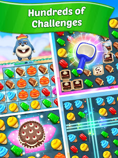Game Ice Cream Paradise - Match 3 Puzzle Adventure APK for Windows Phone