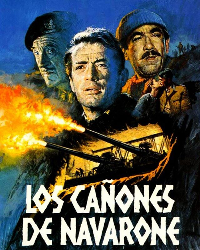 Los cañones de Navarone (1961, J. Lee Thompson)