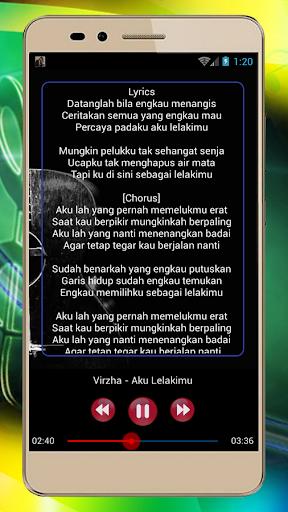Download Lagu Virzha Aku Lelakimu : download, virzha, lelakimu, Lirik, Virzha