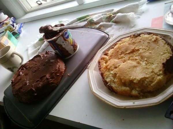 Save Your Bad Bottom Cake ;) Recipe