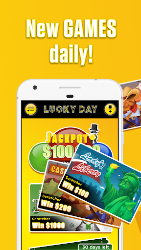 Download Lucky Day - Win Real Money MOD APK 4