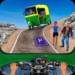 Rickshaw Free Tuk Tuk Simulation 2018