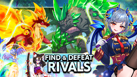 Neo Monsters 2.12.2 MOD APK (Unlimited Fruits) 2