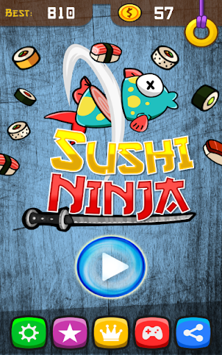 Sushi Ninja 1.23 screenshots 10