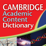 Cambridge Academic Content Icon