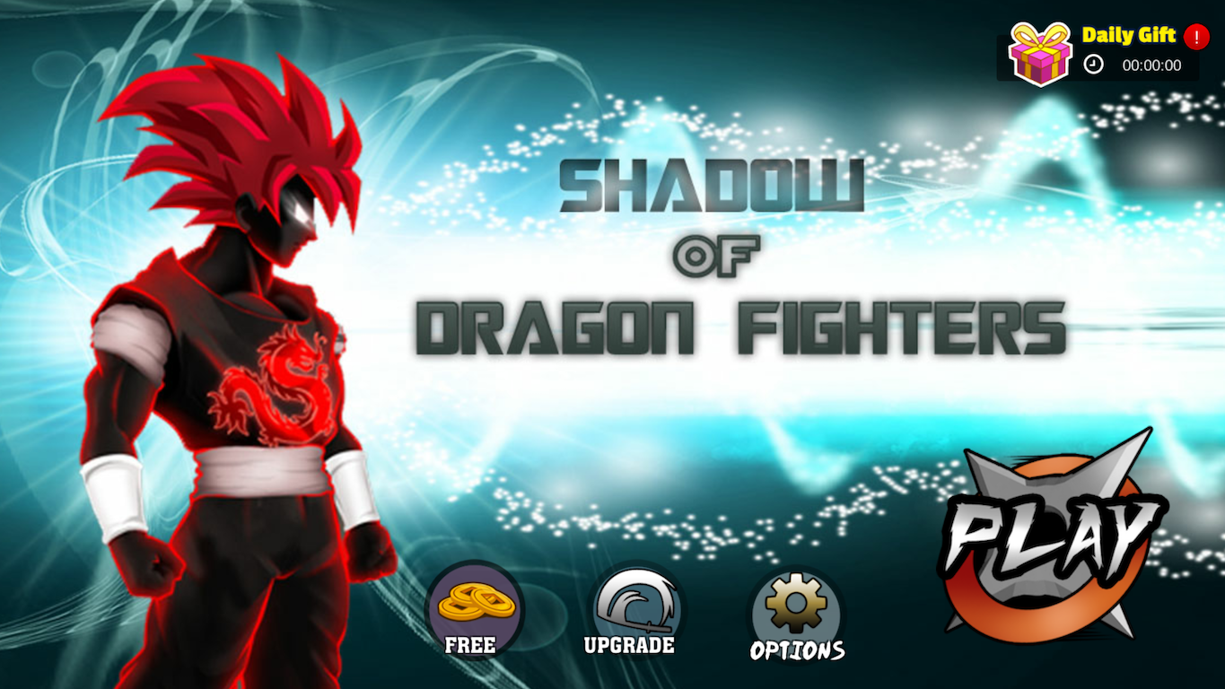 Shadow of Dragon Fighters- screenshot
