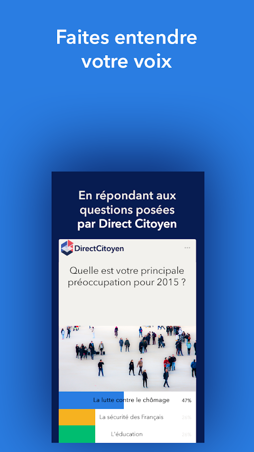 Direct Citoyen- screenshot