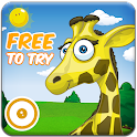 6 Free Animal Games for Kids icon