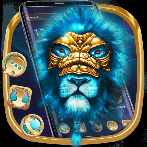 Golden Mask Lion Theme