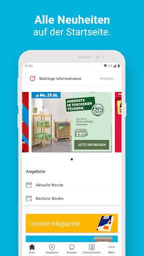 ALDI Nord Angebote & Einkaufsliste  screenshots 1