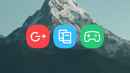 Elegance UI - Icon Pack (Paid) - screenshot