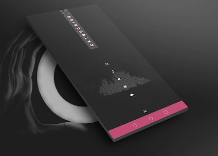 DARK Elegant TS7E UI for Klwp V1.0 3