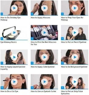 Profesionální make-up konzultace
