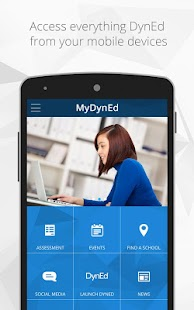 MyDynEd- screenshot thumbnail