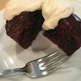 Chocolate Malted Muffins.