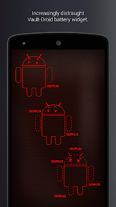 PipTec Red Icons & Live Wall v1.1.5