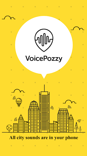 Voice Pozzy - all city sounds