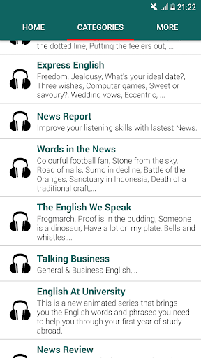 Learning English: BBC News for PC
