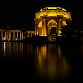 Palace of Fine Arts by Martha Irvin - Buildings & Architecture Public & Historical