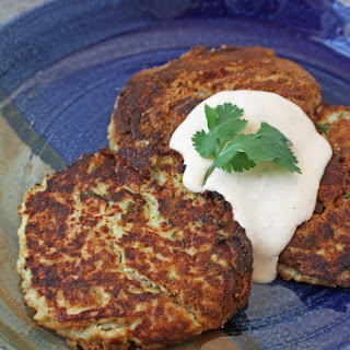 Low Carb Fish Cakes.